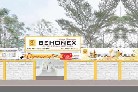 SHOWROOM BEHONEX 2
