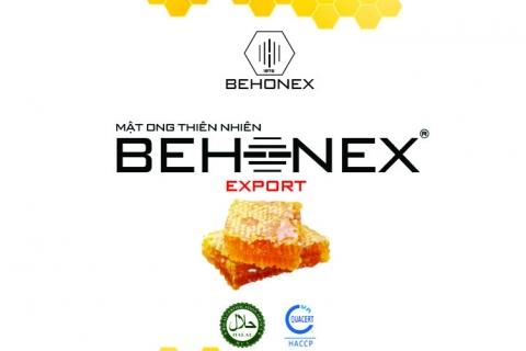 TÊN HIỆU SẢN PHẨM MẬT ONG BEHONEX 'EXPORT' ?