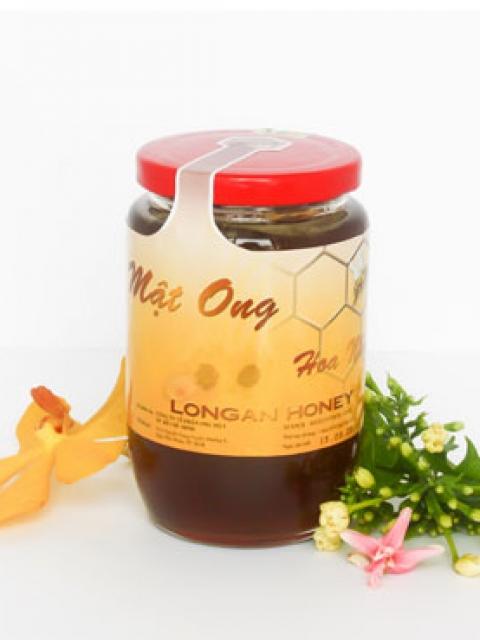 Mật ong BeeHoney hoa nhãn 200ml