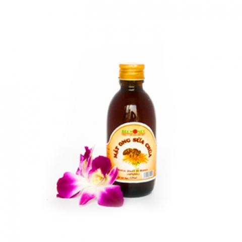 Mật ong sữa chúa BEEHONEY 125ml