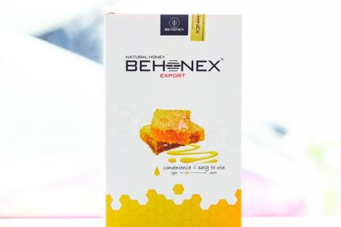 Mật ong xuất khẩu BEHONEX ĐÓNG GÓI [ STICK ]