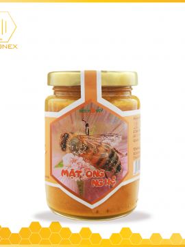 A01014 Mật ong nghệ BEE HONEY  189 ml