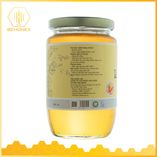 A01050 BEE  RUNG  380ML 2