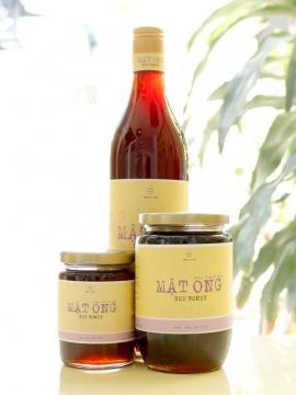 Bộ sản phẩm Mật ong Đa hoa Behoney