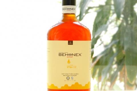 Mật ong chôm chôm BEHONEX