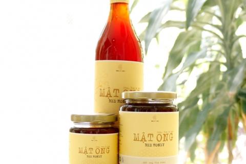Bộ sản phẩm Mật ong hoa Nhãn Behoney