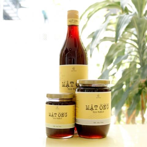 Bộ sản phẩm Mật ong Rừng Behoney