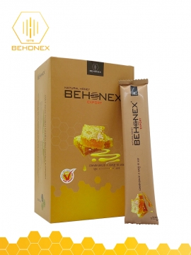 A01027 Mật ong xuất khẩu [ BEHONEX STICK HONEY DARK (US) ]