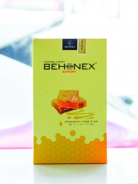 A01026 Mật ong xuất khẩu [ BEHONEX STICK HONEY MEDIUM (US) ]