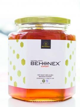 Mật ong xuất khẩu [ BEHONEX EXPORT ]