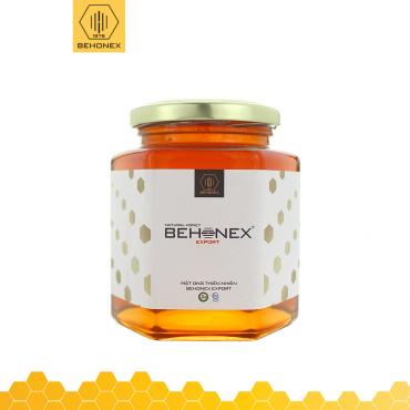 Mật ong xuất khẩu BEHONEX 380 ML