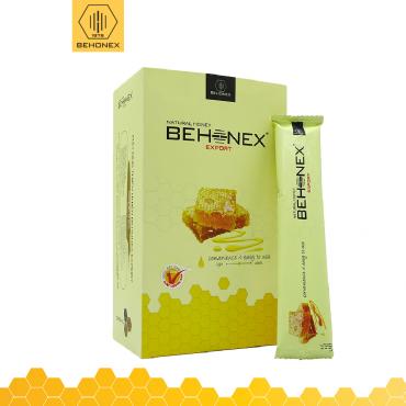 Mật ong xuất khẩu BEHONEX DẠNG GÓI [ STICK ]
